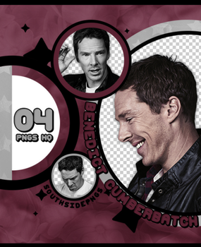 Png Pack 3747 - Benedict Cumberbatch by southsidepngs