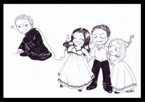 Buffy cute vampireXD by Nachan