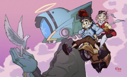 More Flcl by Michael-Chang