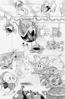 Kirby Super Star Tribute by LordShmeckie