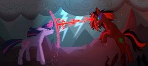Request: So Dramatic by ForeshadowART