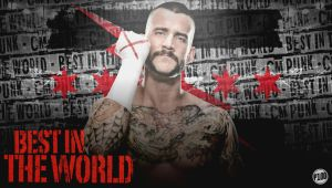 CM Punk wallpaper by P10D by Perfect10Designs