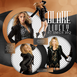 Pack Png 2218 - Blake Lively by southsidepngs