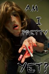 Am I pretty yet? by Audrey-2