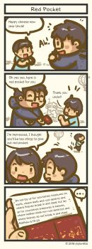 TATcomic : Chinese New Year Red Pocket by Poporetto