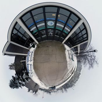 Mini Planet - Clague by electricjonny