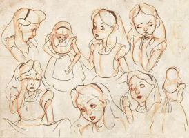 alice doodles by winderly