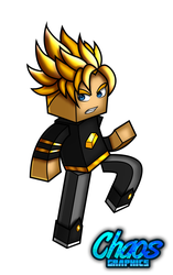 GoldSolace by ChaosGFXDesigns