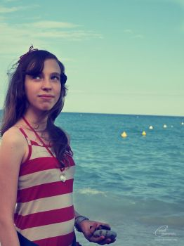 sea by Clergna