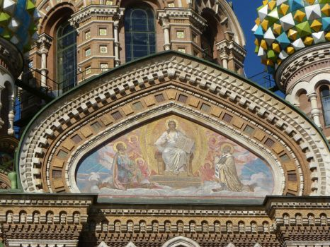 Church of the Savior on Spilled Blood by 4ajka