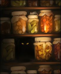 Pickled by GaudiBuendia