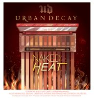 Urban Decay: Naked Heat Palette by MissChatZ