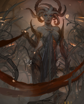 Thorns - wip by telthona