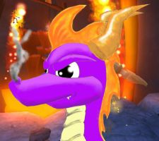 spyro by cabs-bodge