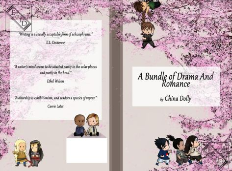 Book-cover for China Dolly by essenceofthedark