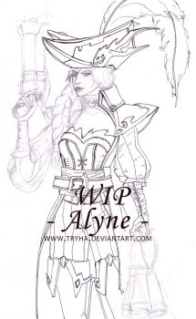 WIP - Miss Fortune by Tryha