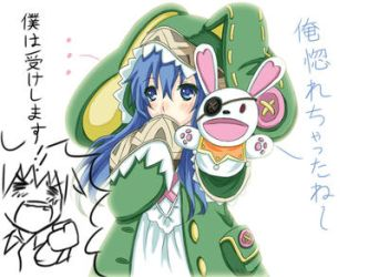 Yoshino by NickChronicle