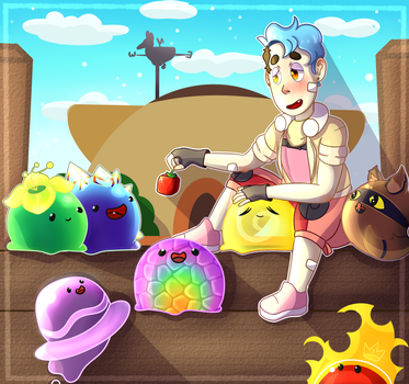 Slime Rancher 2 by WeepyKing