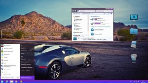 ZSultraviolet for Win7 by TermitBOSS