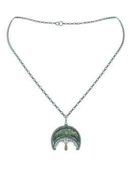 Moon Key Necklace by ED-resources