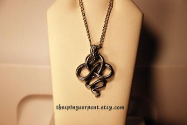 Lucius Malfoy InspiredNecklace by kittykat01