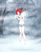 Freezing cold by AremisS