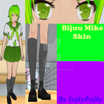 Bijuu Mike Skin By LoftyPofty [DL] by LoftyPofty