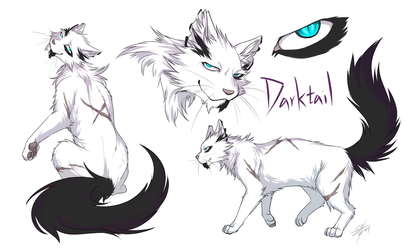 Warriors: Darktail by Marshcold