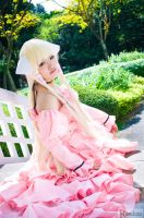 Chobits (Chii) by random-pax