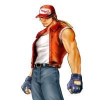 Terry bogard by erufan