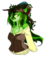 Swamp Witch by Maico