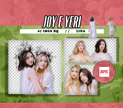 Pack Png 2019 - Joy e Yeri by southsidepngs