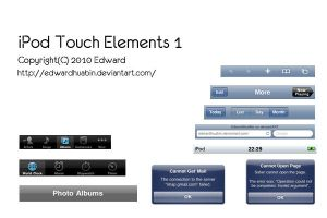20100523 iPod Touch Elements 1 by EdwardHuaBin