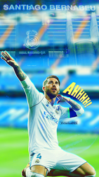 Ramos #Real Madrid #2 by victoricaDES