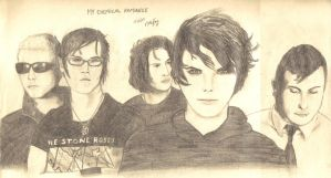 ::My Chemical Romance:: by Filthy-Lil-Mudblood