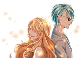 Mystic Messenger: I love you by AriaAizen