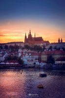 Prague is Beautiful by Zoroo