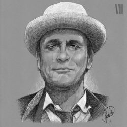 Doctor Who: Seventh Doctor by rfparker