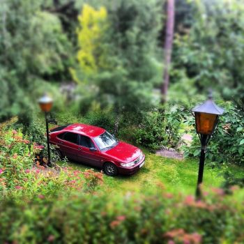 The car! by putrick