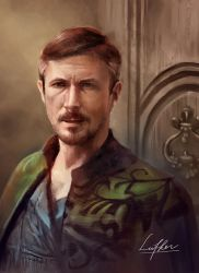 Petyr Baelish by blackwings736