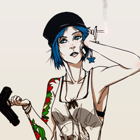 Chloe Price by ShooterSP