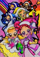 Magical Doremi By Capolecos