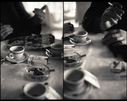 coffe and cigarettes... by denis2