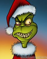 The Grinch by vonblood