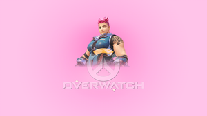 Classes-Wallpapers-2560x1440-Zarya by PT-Desu