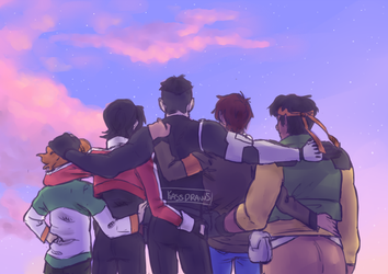Stand strong together by kessi-san