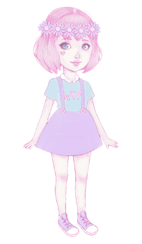 Contest Entry for we-heart-pastel by AngelsForeverXO