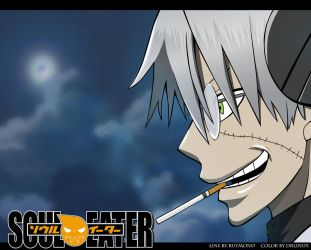 Soul Eater CH 92 Stein by DrLinuX