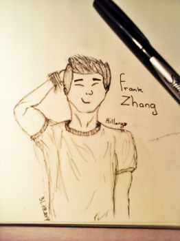 X Frank Zhang Doodle X by inlovewithgingerss