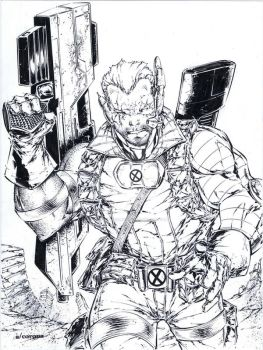 Cable commission by adelsocorona